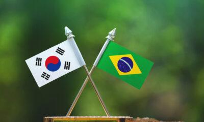 Acordo comercial Coreia do Sul-Mercosul, paralisado pela Covid-19