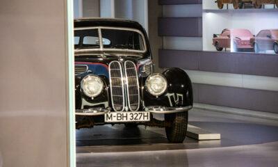 A história da BMW pode ser encontrada em Greer, Carolina do Sul