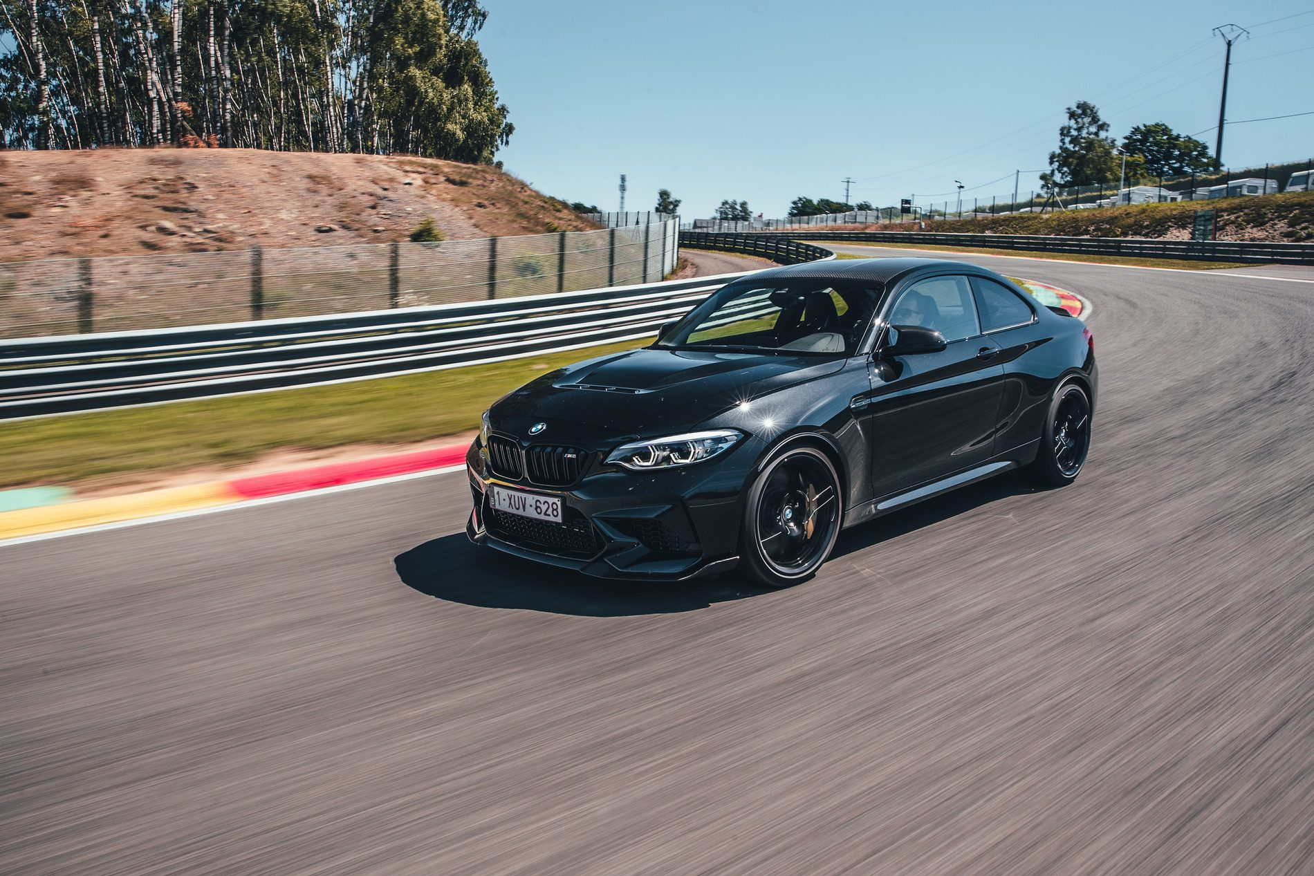 BMW M2 CS vs Porsche Cayman GTS and Alpina A110 S — Autocar