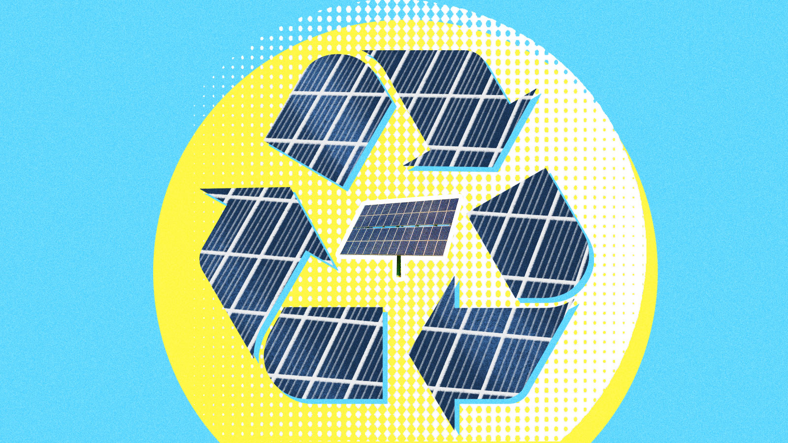 Os painéis solares estão começando a morrer. O que faremos com os megatons de lixo tóxico?