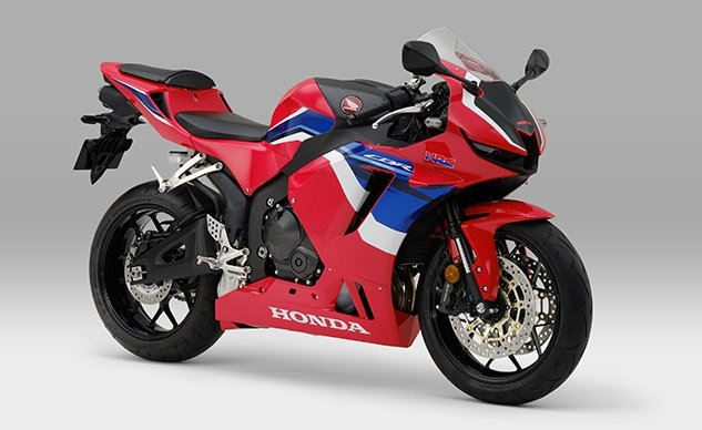 Revelada Honda CBR600RR 2021 apenas para o Japão