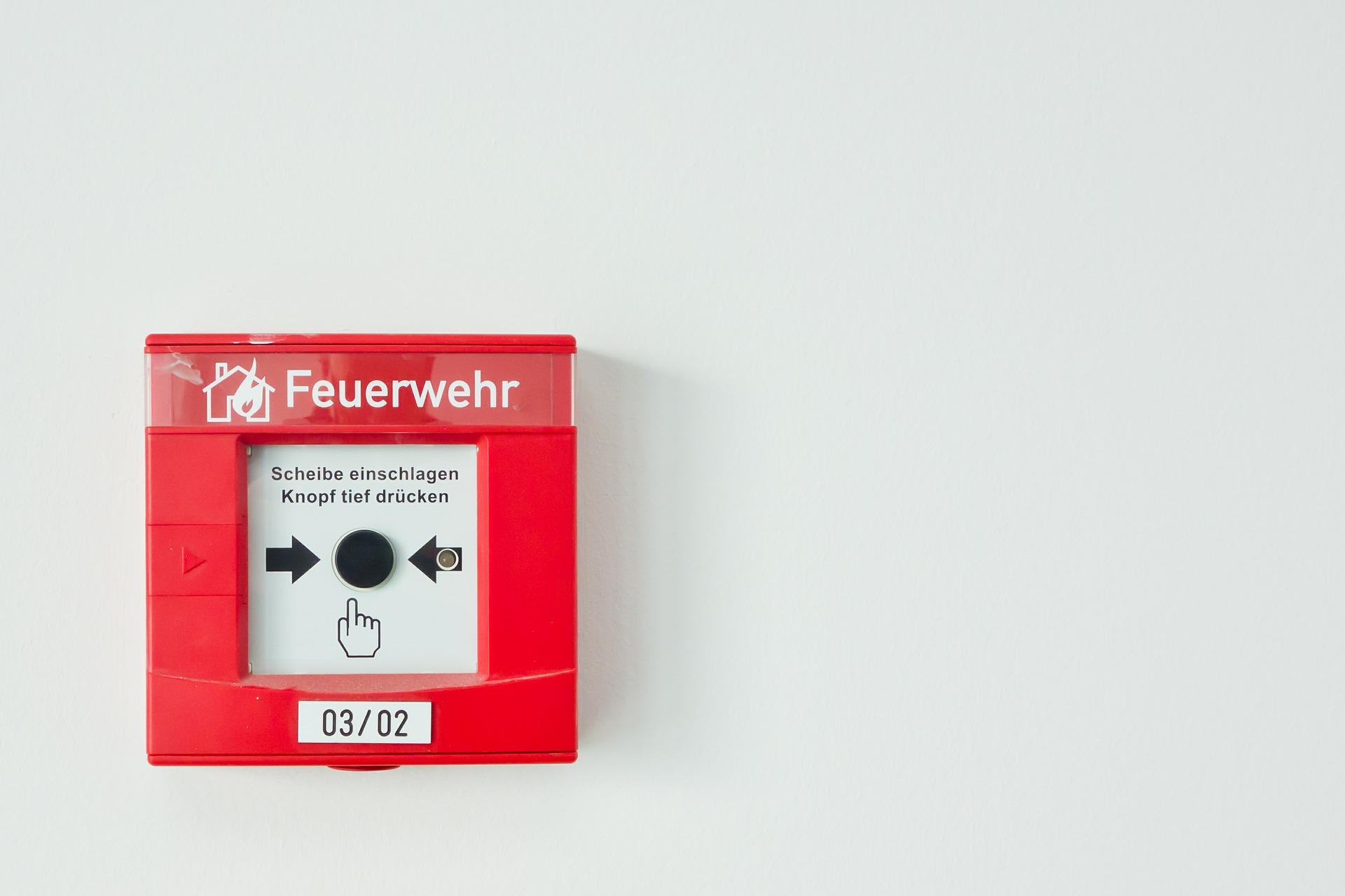 Quando devo fazer um projeto preventivo contra incêndios?