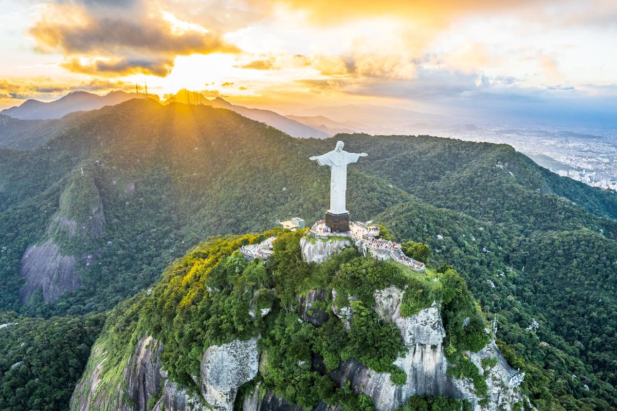 8 motivos brilhantes para você visitar o Brasil